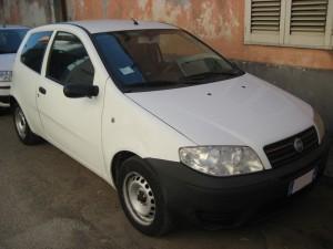 Fiat Punto Classic Van