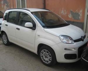 Fiat Panda benzina 2013